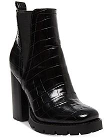 Women's Ladon Lug-Sole Heels