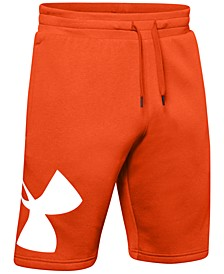 "Men's Rival Fleece Logo 10"" Shorts"