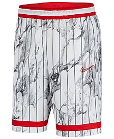 Men's Dri-FIT Printed Basketball Shorts