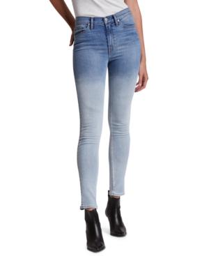 Hudson Jeans Barbara Ombre Skinny Jeans