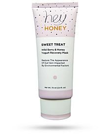 Sweet Treat Wild Berry and Honey Yogurt Recovery Mask, 70 ml