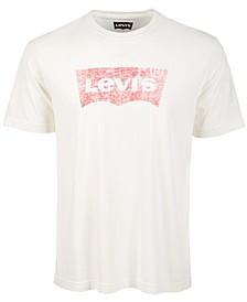 Men's Batwing Logo-Print T-Shirt