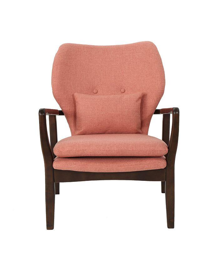 Noble House - Haddie Club Chair