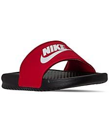 professional sale promo code sale Nike Slides Mens - Macy's
