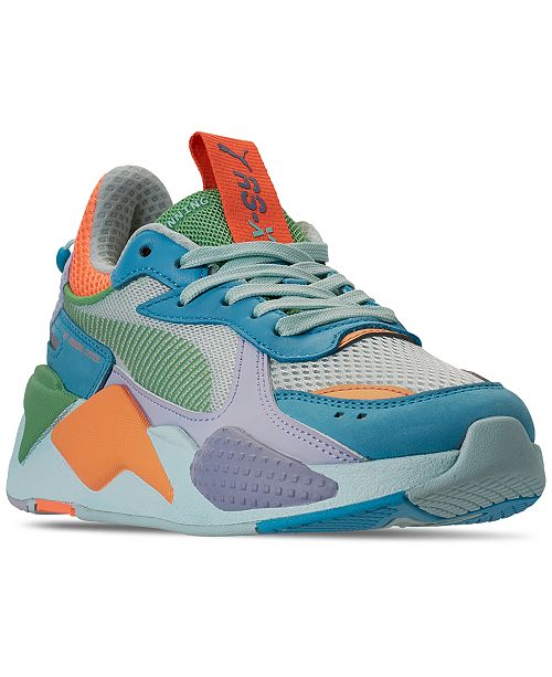 Puma Women's RS-X Toys Casual Sneakers from Finish Line ...