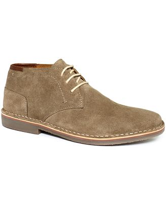 Kenneth Cole Reaction Desert Sun Suede Chukkas - All Men's Shoes ...