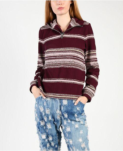 VHNY Stripped Sweater