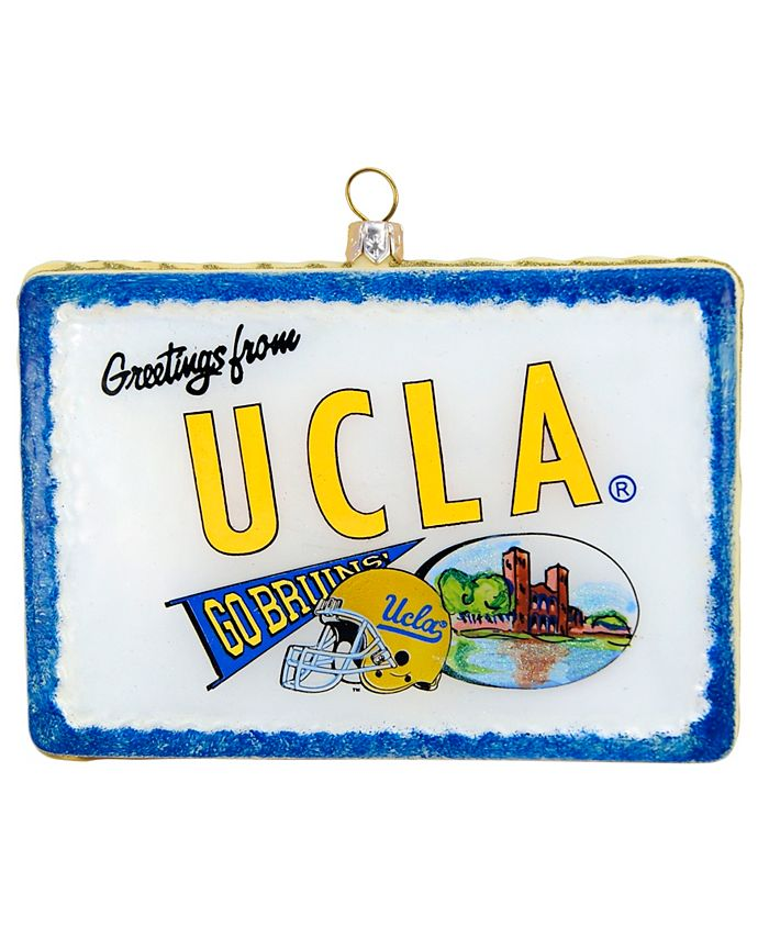 Joy to the World - Collegiate Postcard UCLA