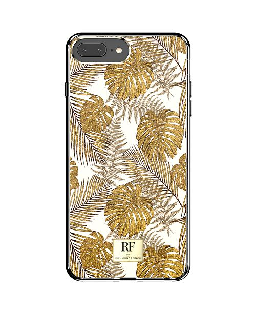 Richmond&Finch Golden Jungle Case for iPhone 6/6s, iPhone 7, iPhone 8 PLUS