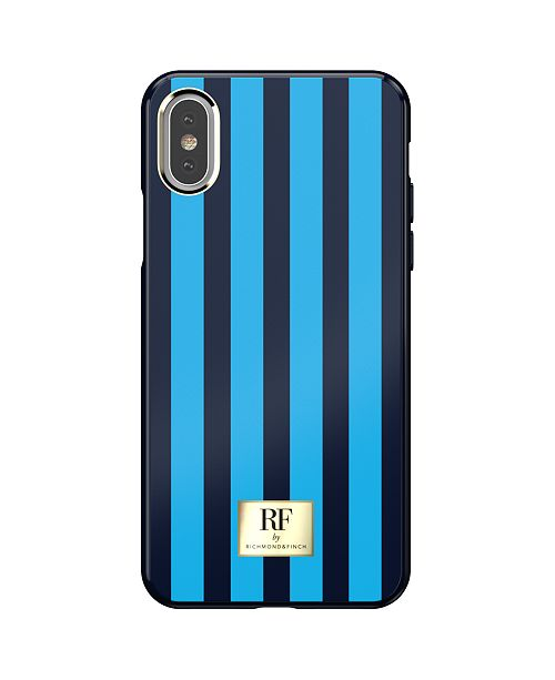 Richmond&Finch Riverside Stripes Case for iPhone XS Max