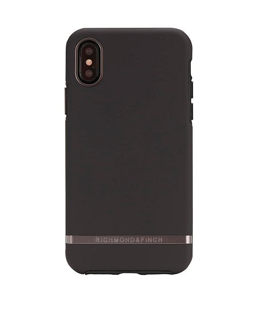 Richmond&Finch Blackout Case for iPhone X and Xs