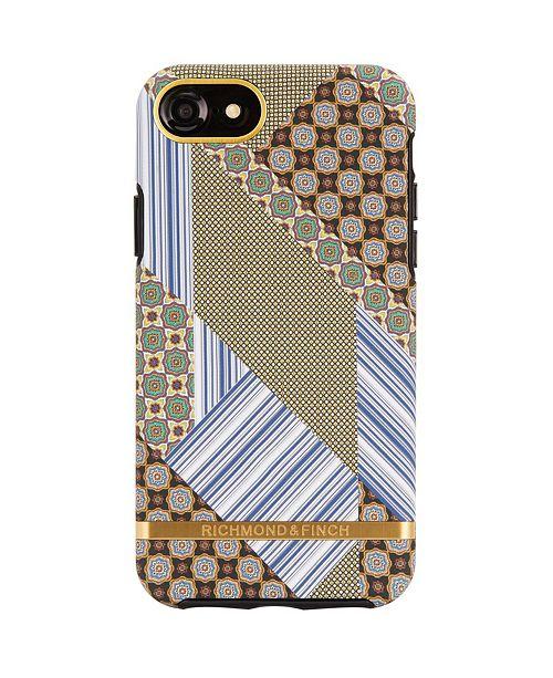 Richmond&Finch Suite Tie Case for iPhone 6/6s, 6/6s Plus, 7, 7 Plus, 8, 8 Plus, X, XS, XS MAX, XR