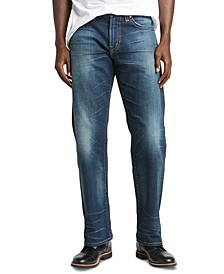 Men's Gordie Loose-Fit Straight Jeans