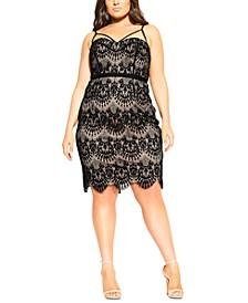 Trendy Plus Size Brianna Dress