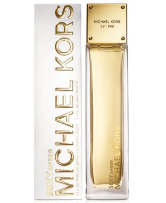 Michael Kors Sexy Amber Fragrance Collection
