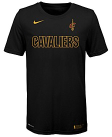 Big Boys Cleveland Cavaliers Facility T-Shirt