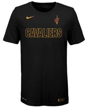 Nike Big Boys Cleveland Cavaliers Facility T-Shirt