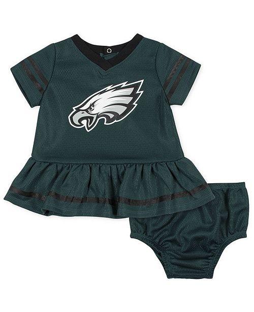 Outerstuff Baby Philadelphia Eagles Dazzle Dress