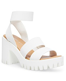 Soho Lug Sole Sandals