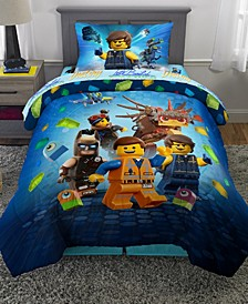 Lego Movie Full 5-Piece Bed in a Bag