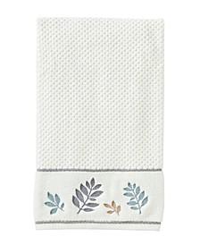 Pencil Leaves Bath Towel Collection