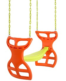 2 Seater Glider Swing with Vinyl Coated Chain