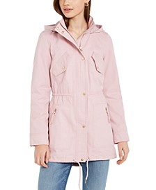 Juniors' Hooded Anorak