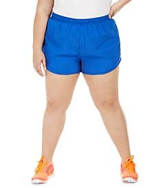 Plus Size Tempo Dri-FIT Track Shorts