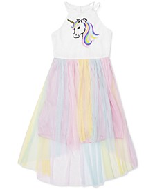 Toddler Girls Unicorn Tutu Dress