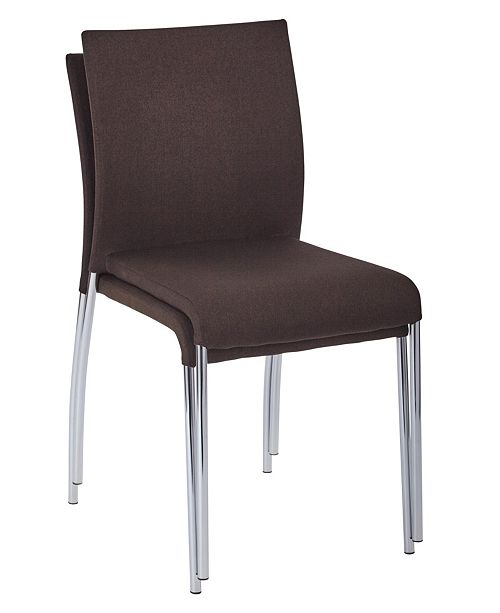 Office Star Conway Dining Chair (Set of 2)