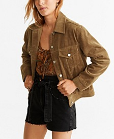 Corduroy Cotton Jacket
