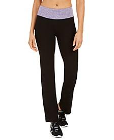 Performance Yoga Pants, Created for Macy's