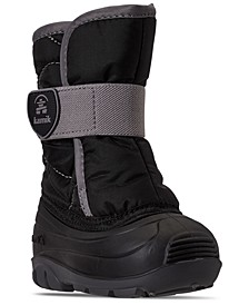Toddler Boys Snowbug Outdoor Boots from Finish Line