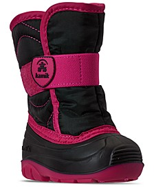 Toddler Girls Snowbug Outdoor Boots from Finish Line