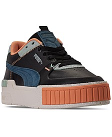 Women's Cali Sport Casual Sneakers from Finish Line