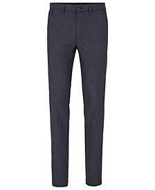 BOSS Men's Kaito1-Det-S Slim-Fit Trousers