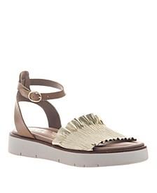 Women's Delancey Sporty Wedge Sandals