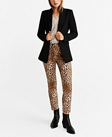 Animal Printed Trousers
