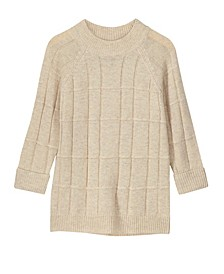 Little, Big and Toddler Girl's Charlie Knit Tunic Knitwear