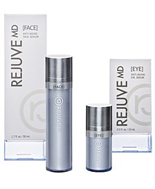 Complete Face and Eye Serum Set