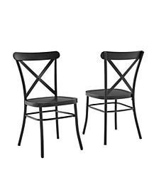 Camille 2 Piece Dining Chair