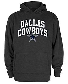 Big Boys Dallas Cowboys Fleece Hoodie