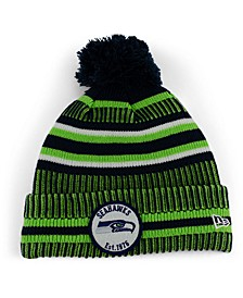 Little Boys Seattle Seahawks Home Sport Knit Hat