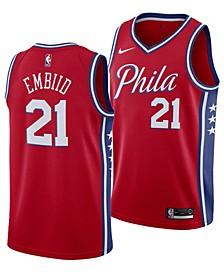 Men's Joel Embiid Philadelphia 76ers Statement Swingman Jersey