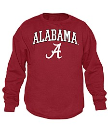 Men's Alabama Crimson Tide Midsize Crew Neck Sweatshirt