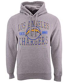 Men's Los Angeles Chargers Established Hoodie
