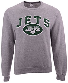 Men's New York Jets Classic Crew Sweatshirt