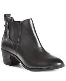 Sienna Women's Waterproof Leather Chelsea Bootie