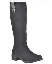 Manhattan Tall Waterproof Women's Rain Boot