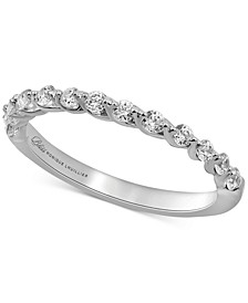 Diamond Anniversary Band (3/8 ct. t.w.) in 14k White Gold